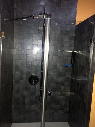 Reformas en mamparas de baño en Salamanca