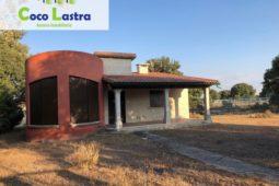 Unifamiliar independiente. C/ Limonero, 1. URB. Oasis Golf. Carrascal de Barregas. Salamanca.
