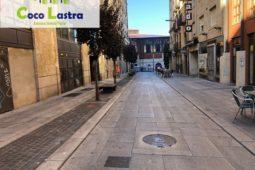 Local. Edificio Gran Hotel. Calle Juan de la Cruz. Salamanca.