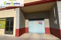 Plaza de garaje. Calle Bajada del Río. Santa Marta de Tormes. Salamanca.