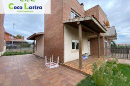 Vivienda Unifamiliar Adosada C/Guarda URB. Vistahermosa (Salamanca)