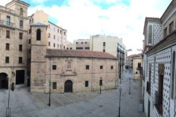 Apartamento en alquiler. C/Rector Lucena. Salamanca.